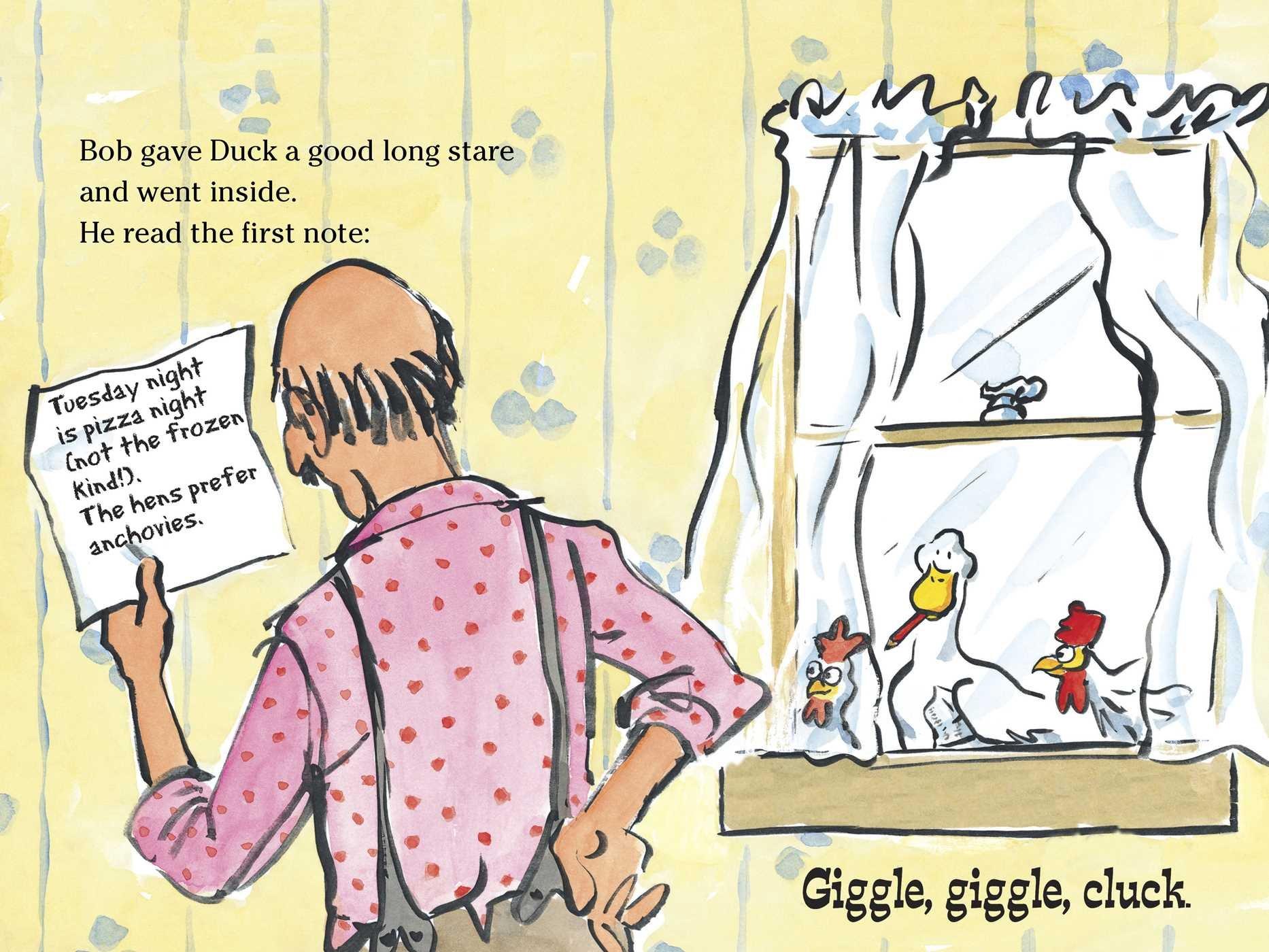 Amazon.com: Giggle, Giggle, Quack (A Click, Clack Book ...