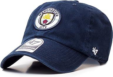 47 Manchester City Gorra, (Navy), Fabricante: Talla única Unisex ...