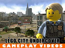 LEGO City Undercover Video Gameplay