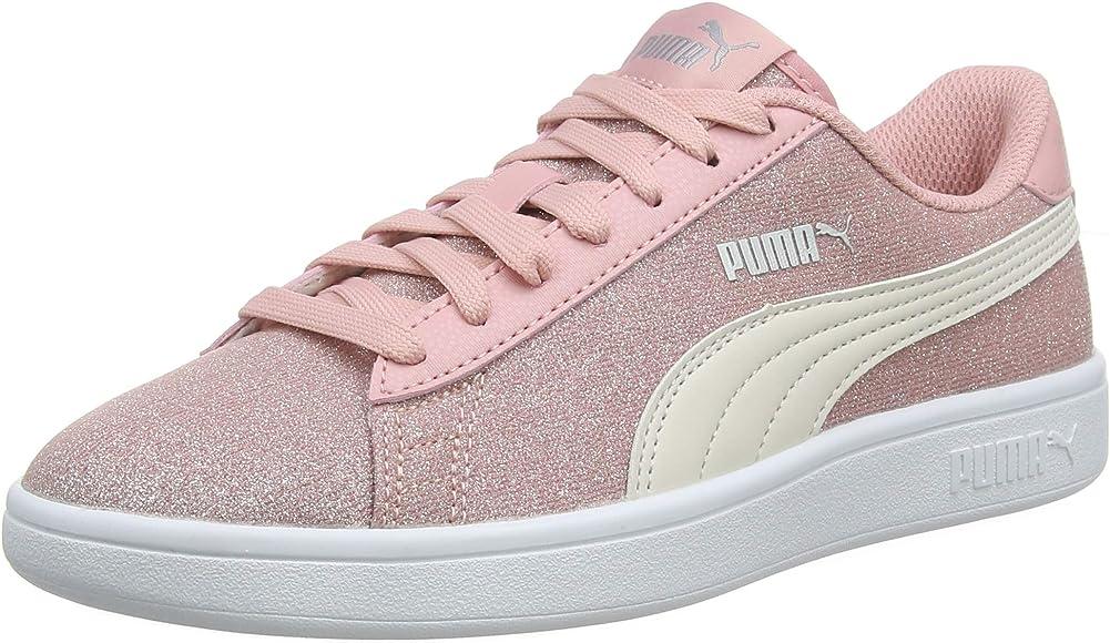 Mädchen Smash V2 Glitz Glam Jr Sneaker