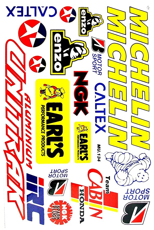 """/""""Genuine Chinese Parts/""""   Hot Rod  Travel Decal sticker label"""