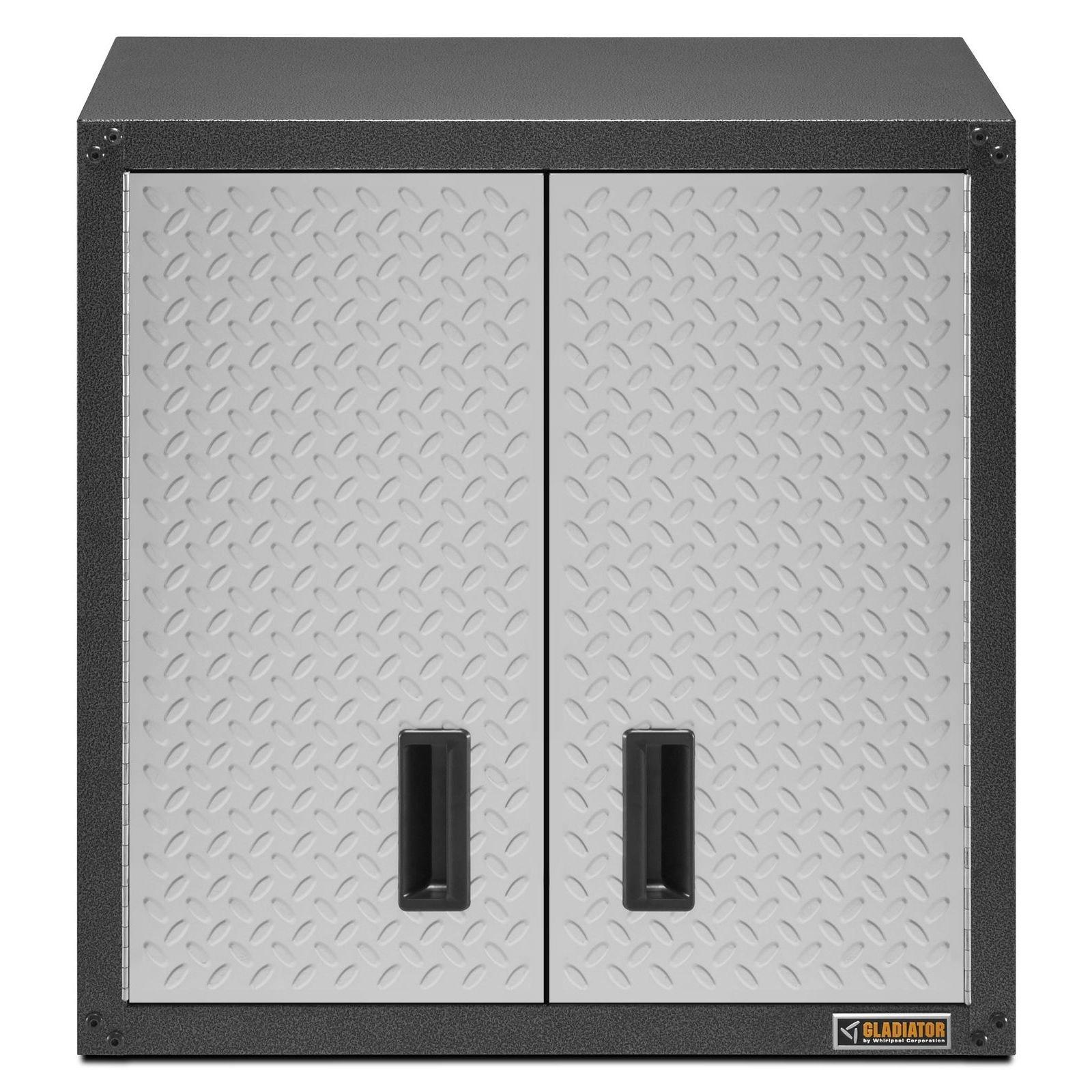 Gladiator GAWG28FDYG Full-Door Wall GearBox Steel Cabinet by Gladiator