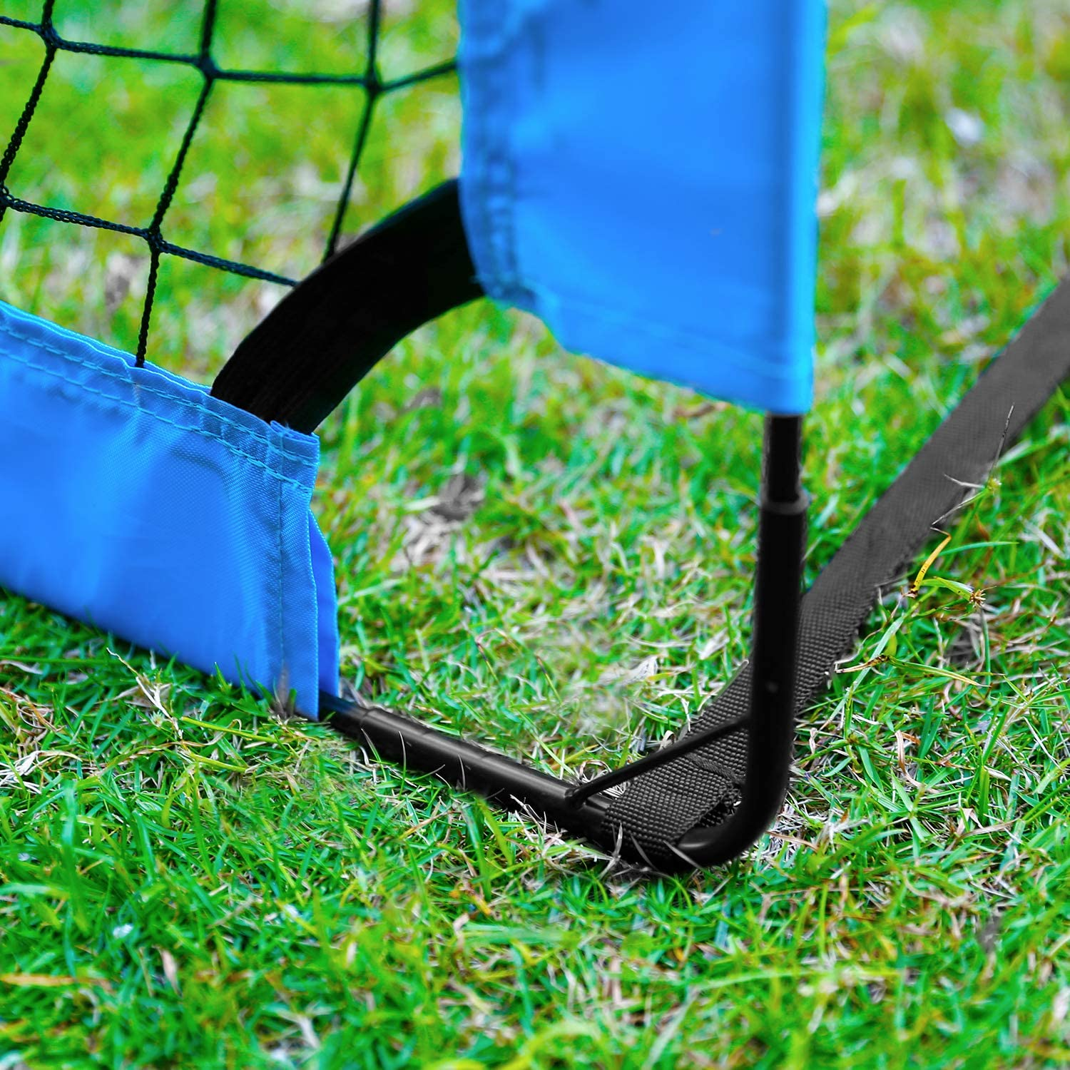 INTEY Soccer Goal Portable Soccer Nets with Carry Bag for Games and Training for Kids and Teens