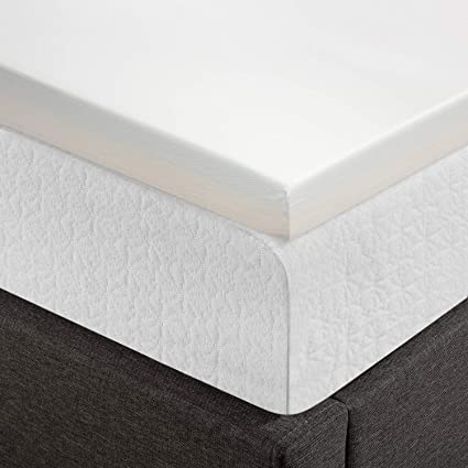 ad2c389f211 Amazon.com  Best Price Mattress 3 Inch Topper Memory Foam Mattress with  Cover