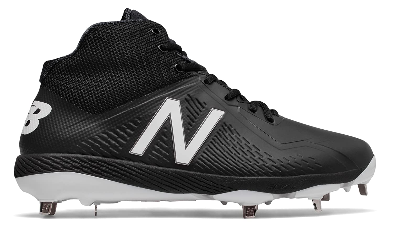 (ニューバランス) New Balance 靴シューズ メンズ野球 Mid-Cut 4040v4 Elements Pack Black ブラック US 13 (31cm) B0761KFFW4