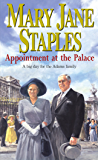Appointment At The Palace: An Adams Family Saga Novel (The Adams Family Book 21)