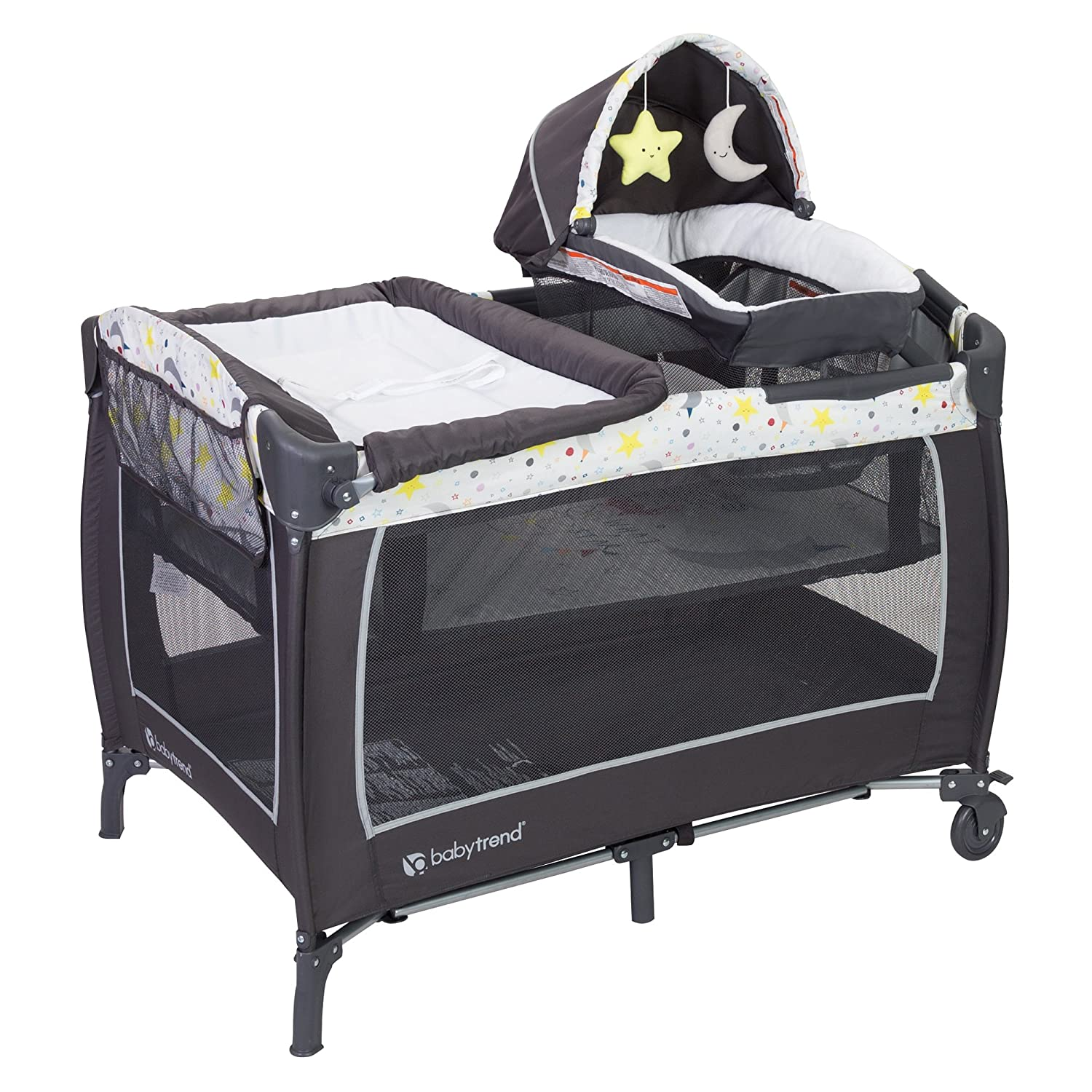 Baby Trend Lil Snooze Deluxe 2 Nursery Center