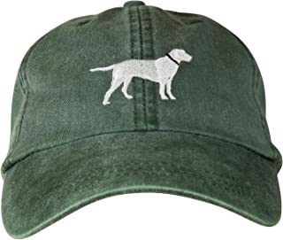 product image for Maine Made Belted Cow Lab Design Spruce Baseball Hat for Men and Women