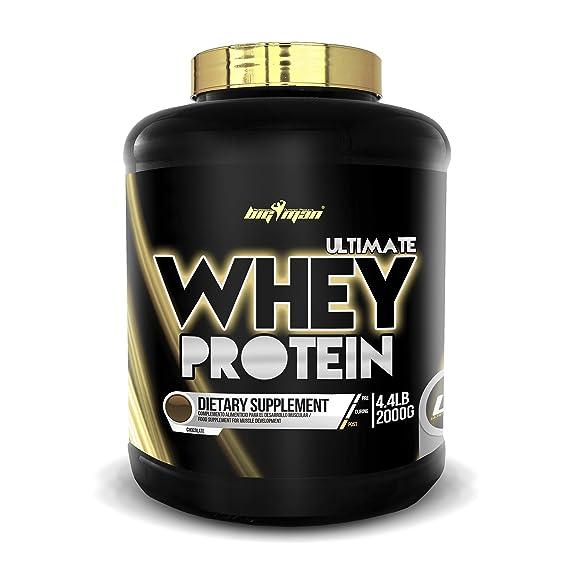 BigMan Ultimate Whey Protein 2 Kg Kiwi