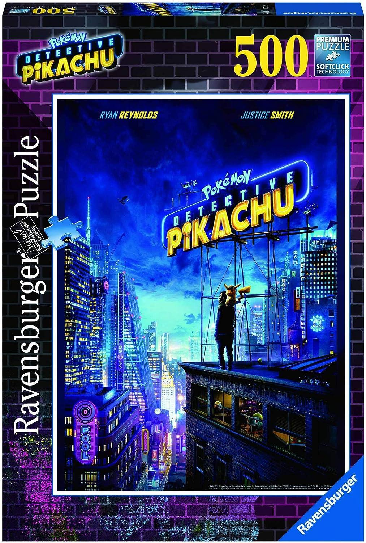 Ravensburger-00.014.987 Pikachu Detective, Color 1. (00.014.987): Amazon.es: Juguetes y juegos