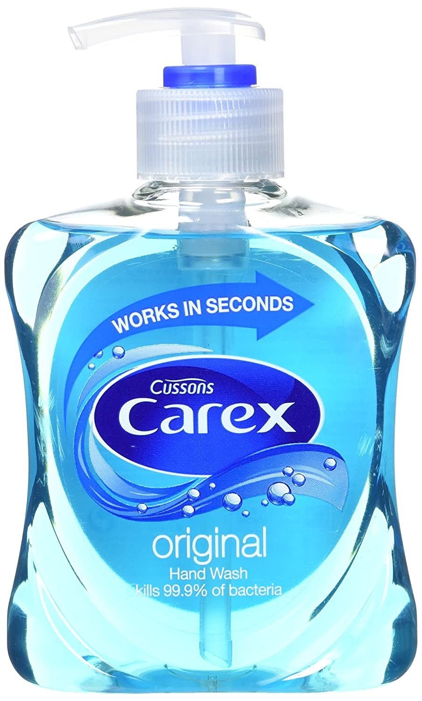 Soaps And Hand Wash Dettol Sanitizer Original 50 Ml 4 Pcs Carex Liquid Soap 250 Pack Of 6