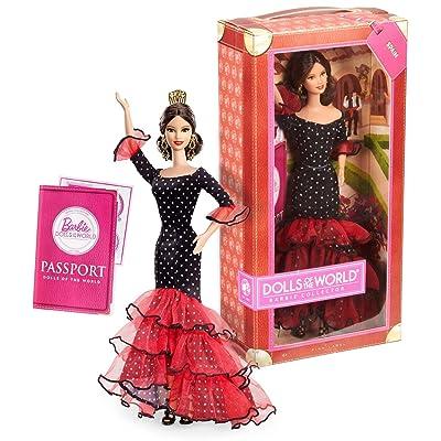 Mattel - Barbie de españa - sara baras: Juguetes y juegos