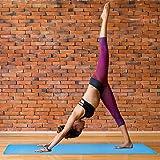 Trideer TPE Exercise Yoga Mat Eco Friendly Non Slip Yoga Mat