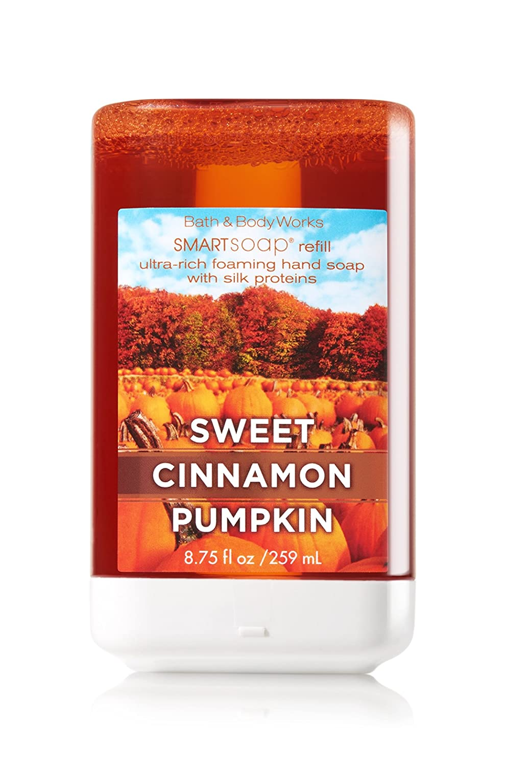 Bath & Body Works Sweet Cinnamon Pumpkin SmartSoap Ultra-Rich Foaming Hand Soap Refill