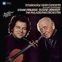 Tchaikovsky Violin Cto Serenade Melancolique