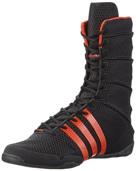 reputable site c283b 64407 adidas adiPower Boxing black red - Black, Uni, 3.5