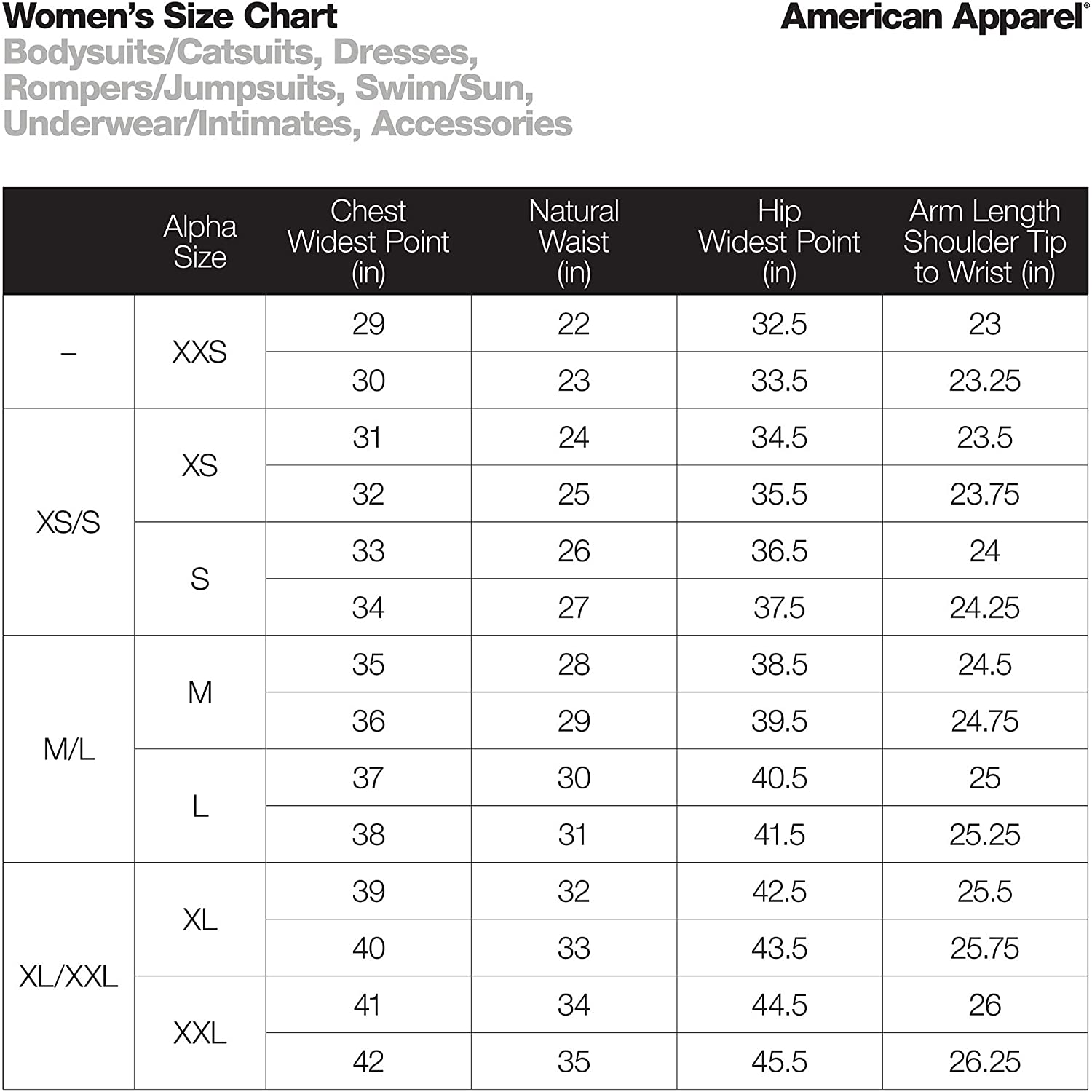 American Apparel Womens Mix Modal Sleeveless Crossfront Bralette