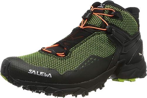SALEWA Ms Ultra Flex Mid Gore-Tex, Zapatillas de Running para Asfalto para Hombre: Amazon.es: Zapatos y complementos
