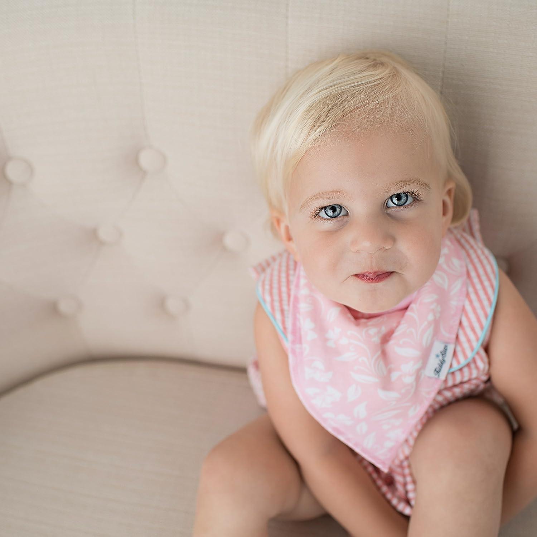 LED-ZEPPELIN Baby Girl Bandana Bib~Take A Look!
