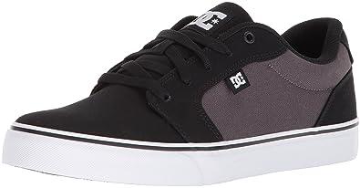 DC - Anvil Se chaussures pour hommes, EUR: 38.5, Black/Black/Black