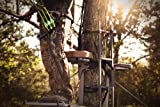 Hunt Comfort Outpost GelCore Hunting Seat, Coyote