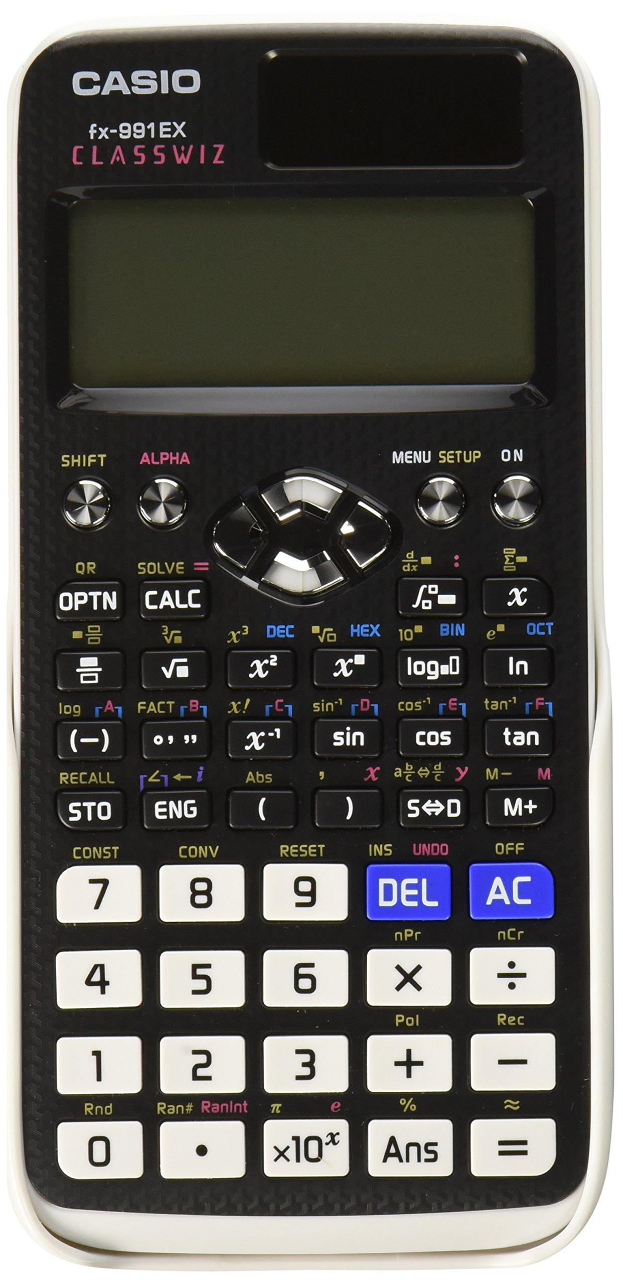 Galleon Casio Fx 991ex Engineering Scientific Calculator
