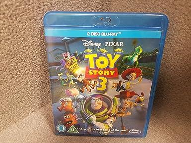 Toy Story 3 BD [Reino Unido] [Blu-ray]: Amazon.es: Randy ...