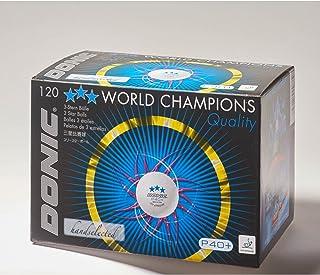 DONIC Balle P40 + *** 120s Options d' St Blanc 84251200