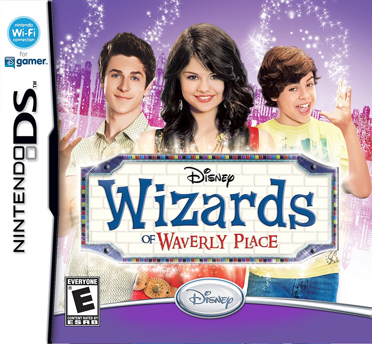 Amazoncom Wizards of Waverly Place Nintendo DS Video Games