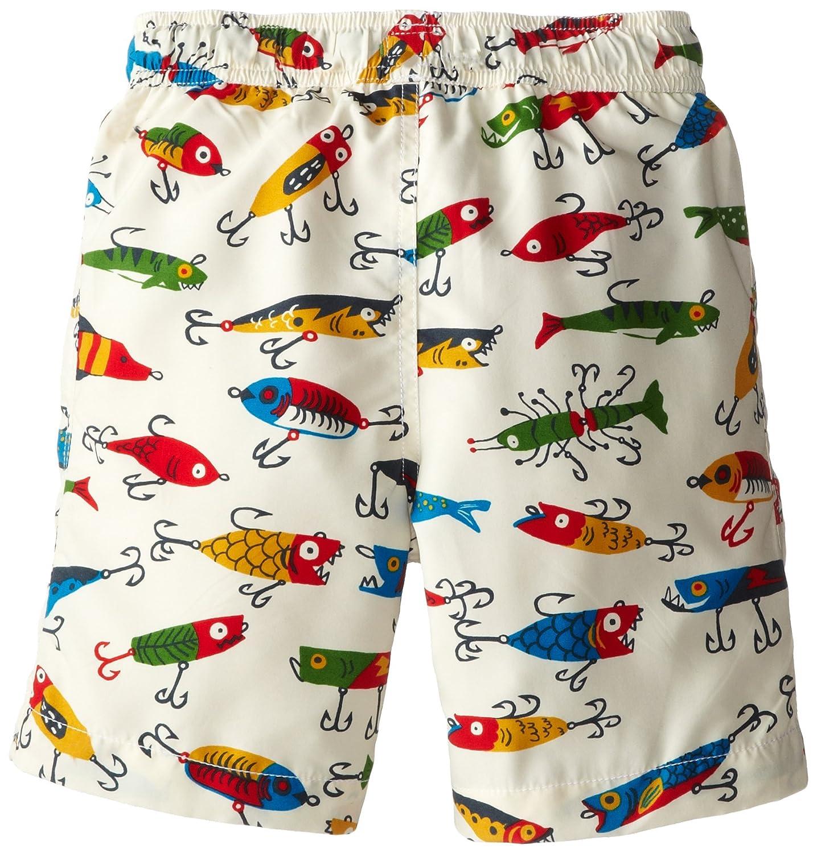 841f35345c80a Amazon.com: Hatley Little Boys' Fishing Lures Swim Trunks: Clothing