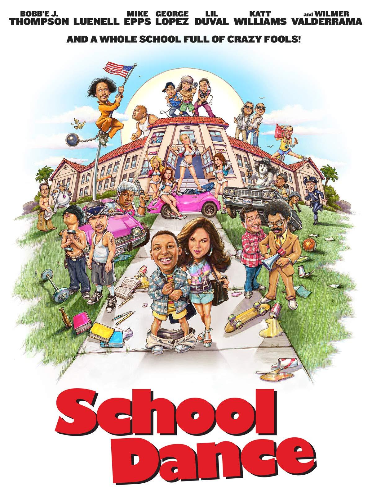 School Dance on Amazon Prime Video UK