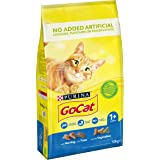 Go-Cat Adult Cat Food Tuna Herring and Veg, 10 kg