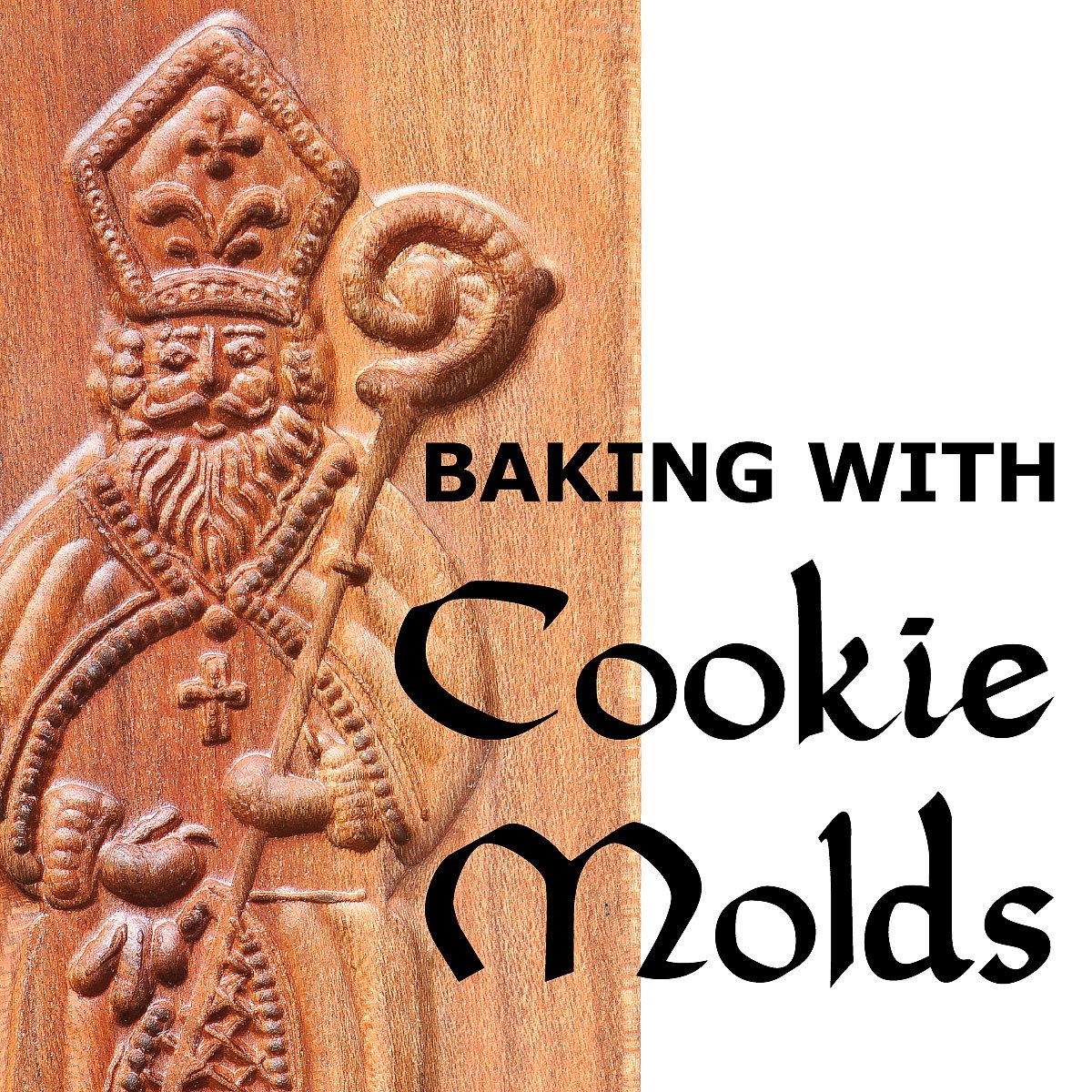 Baking Cookie Molds Handcrafted Christmas product image