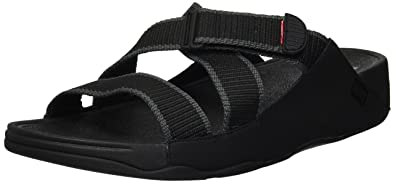 4da26e202e2 FitFlop Men s Sling II Slide Sandals in Webbing