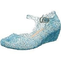 Zapatos de la Princesa Sandalias Infantil de Disfraz de Princesa de Niñas para Fiesta Carnaval Cumpleaños Cosplay