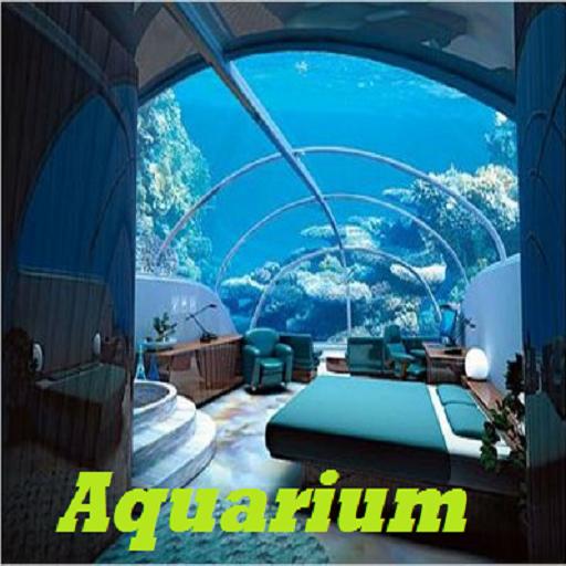 Aquarium (Tropical Decorations For Aquarium)