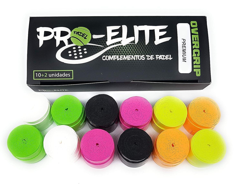 overgrips Pro Elite Premium Perforados (Elige Tus Colores). Caja ...