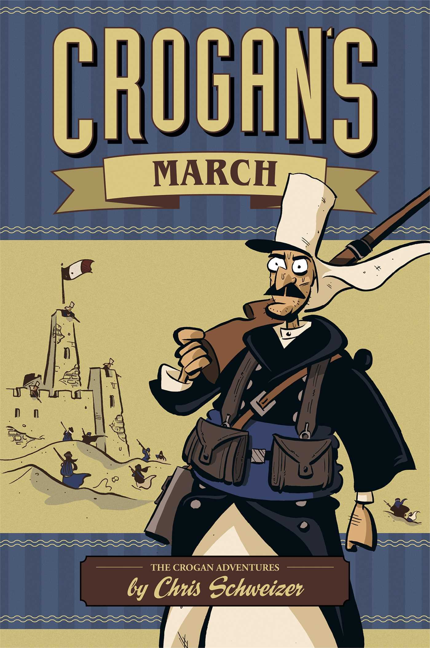 Read Online Crogan's March (The Crogan Adventures) PDF