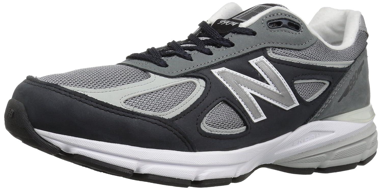 Grey New Balance Men's 990v4