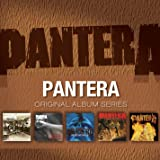 Pantera - Original Album Series: 5CD SET