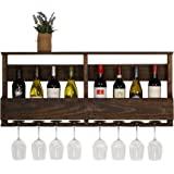 del hutson designs the original wine rack usa handmade reclaimed wood wall mounted