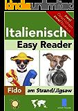 Italienisch Easy Reader - Fido am Strand (Italian Edition)