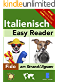 Italienisch Easy Reader - Fido am Strand