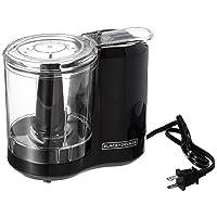 Deals on BLACK+DECKER 3-Cup Electric Food Chopper HC300B
