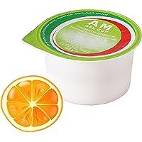 AM Gel Cup acquagel Naranja con Edulcorante–Agua gelificata