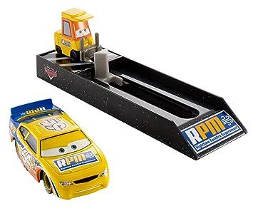 Amazon.com: Disney Cars Pit Crew Launchers #64 Piston Cup Racer ...
