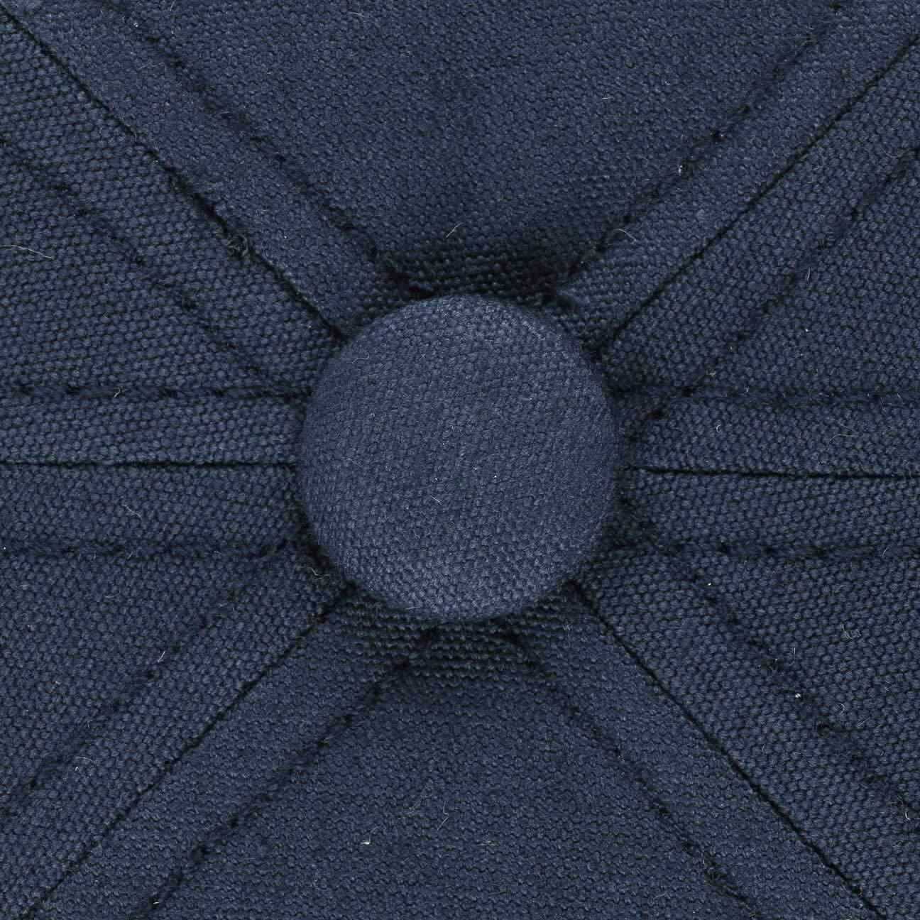 Stetson 6-Panel Canvas Flat Cap Men