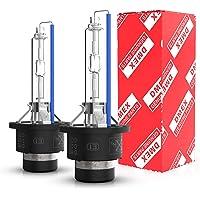 $24 » DMEX D2S - 35W - 6000K Cold White Xenon Headlight HID Bulbs 66240 85122UB 66040…