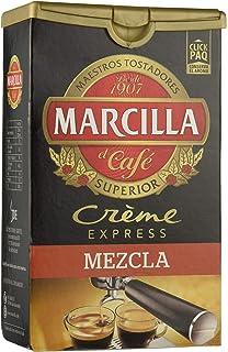 Marcilla Café molido Crème Express descafeinado - 6 paquetes de ...