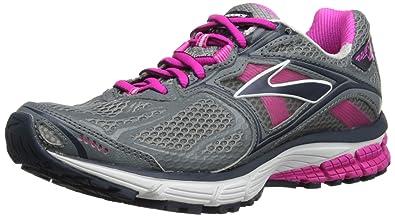 Brooks Ravenna, Damen Laufschuhe, Mehrfarbig (Pink Glow/Primer  Grey/Midnight)